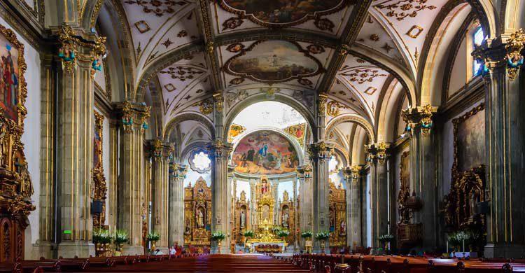Parroquia de San Juan Bautista (iStock)