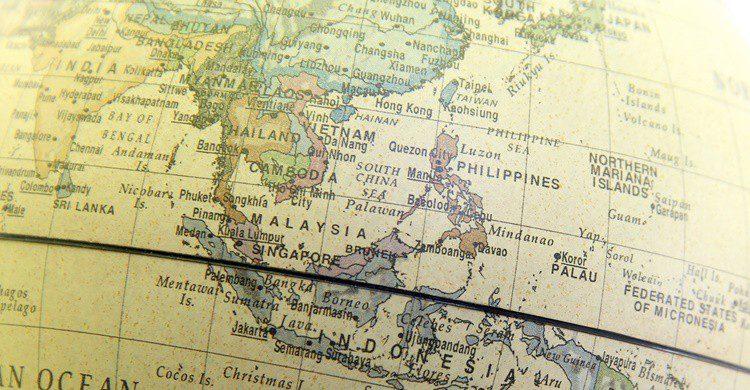 Sudeste asiático. Kattiyaearn (iStock)