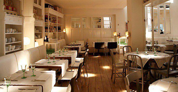 Restaurante Bazaar (http://www.grupandilana.com/es/restaurantes/bazaar)