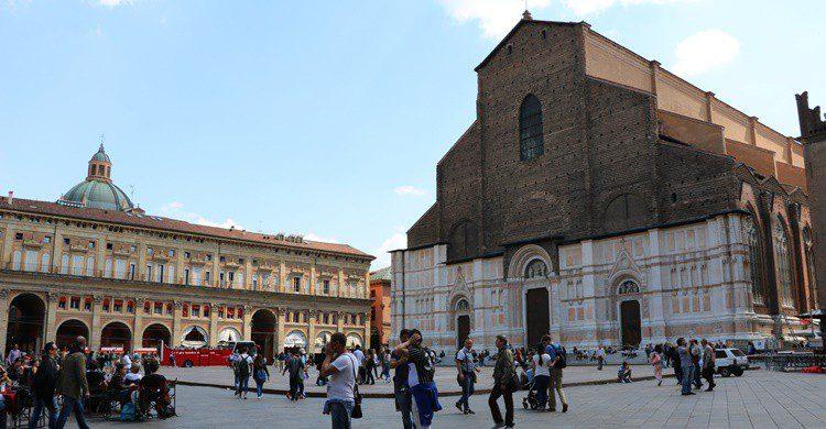 Basílica de San Petronio. ClaraNila (iStock)
