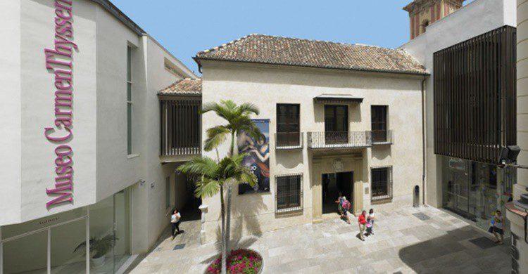Museo Carmen Thyssen (http://www.malagaturismo.com)
