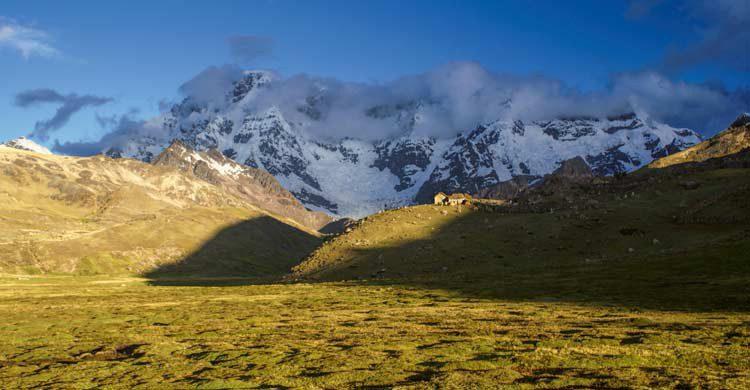 """Ausangate significa """"cobre"""" en quechua (iStock)"""