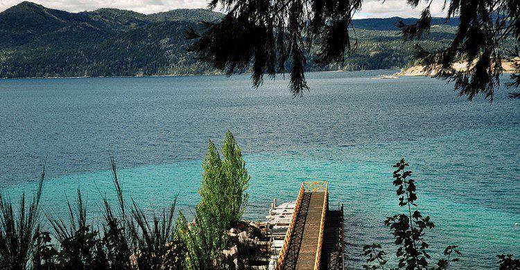 Isla Victoria - Nahuel Huapi (eleZeta, Foter)
