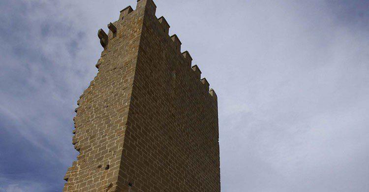 Nada más que 300 metros de torre... (Flickr)