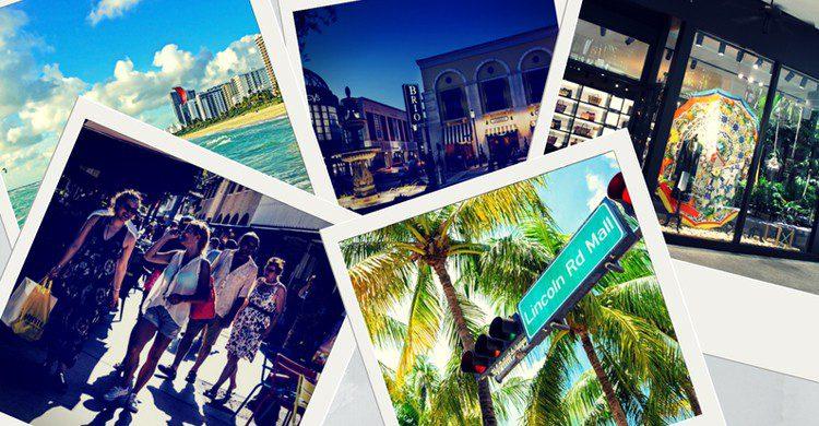 Shopping en Miami (iStock y Flickr)