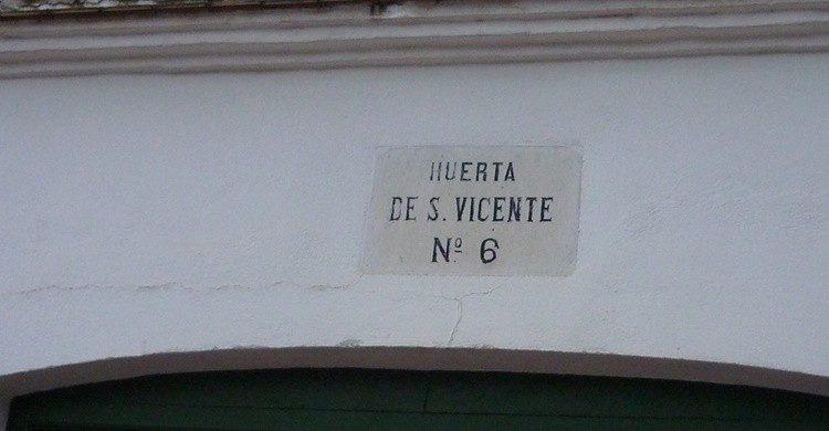 Casa de Lorca. Malditofriki (Flickr)