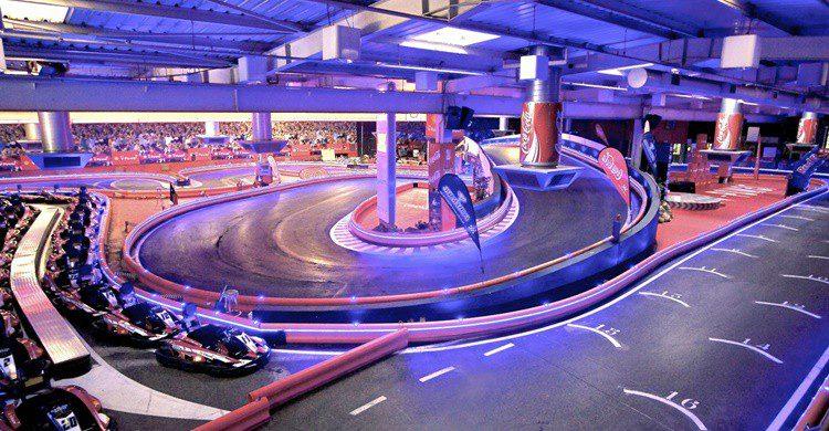 Circuito de kart de Carlos Sáinz de Las Rozas (http://www.kartcsainz.com/es)