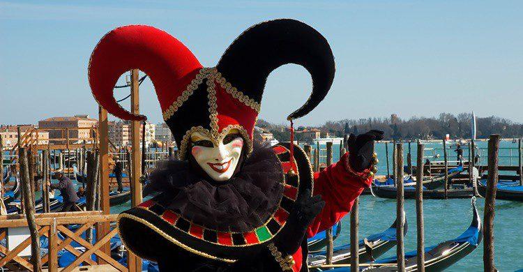 Carnaval en Venecia. Petdcat (iStock)