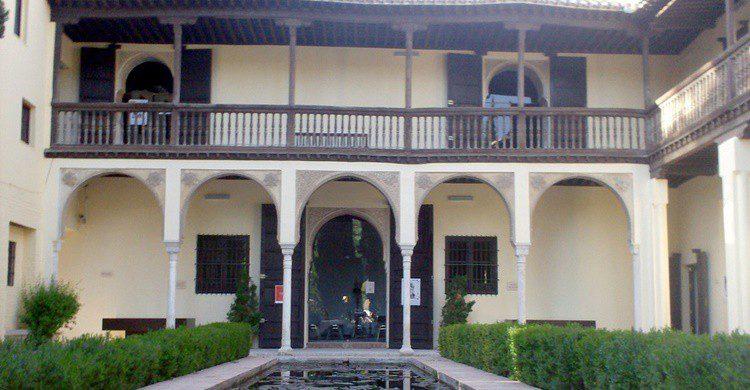 Casa del Chapiz. santiago lopez-pastor (Flickr)