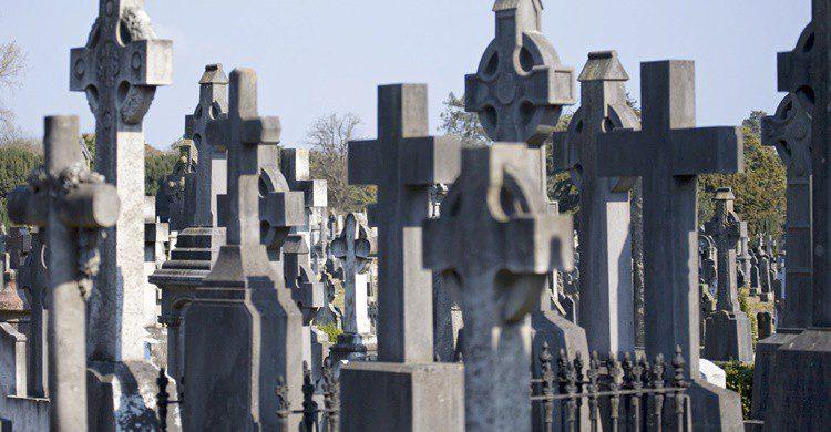 Cementerio de Glasnevin. William Murphy (Flickr)