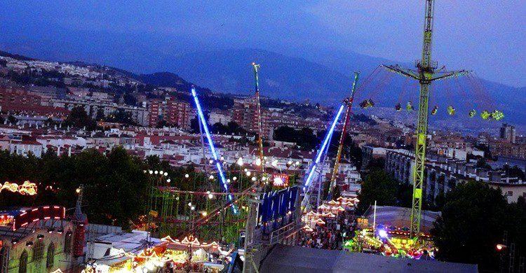 Feria de Granada. Arkangel (Flickr)