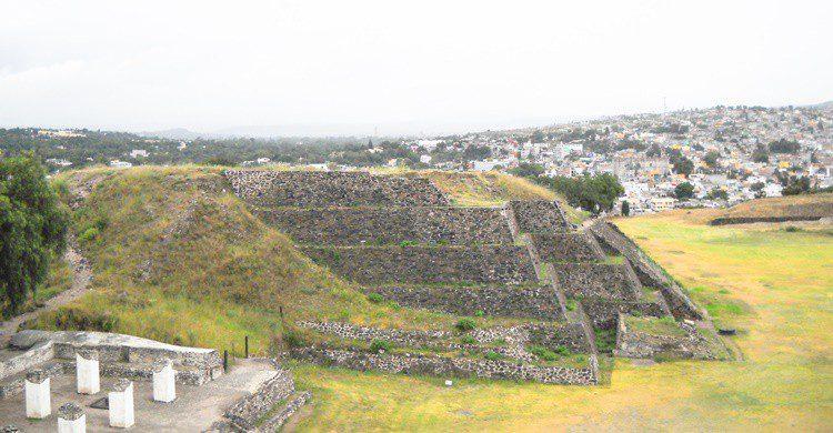 Pirámides en México vinculadas con la Atlántida. AlexanderXXI (iStock)