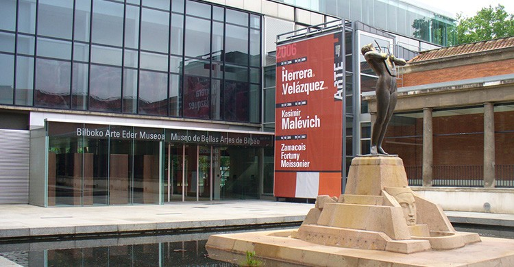 Museo de Bellas Artes de Bilbao (Samuel Negredo, Flickr)