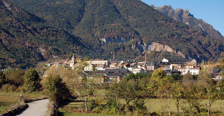 Biescas (wikimedia.org)