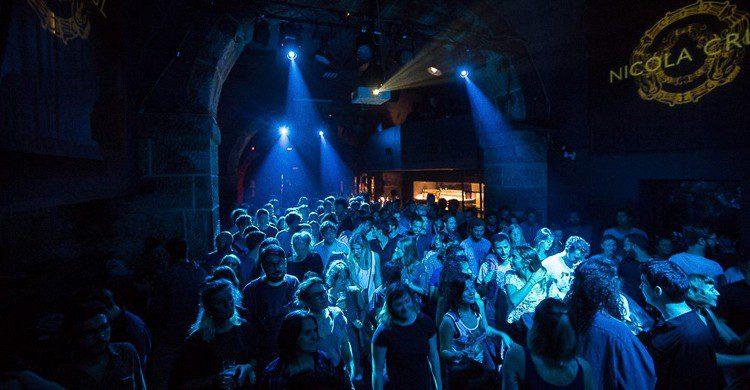 Pista central (Musicbox Lisboa, Facebook)