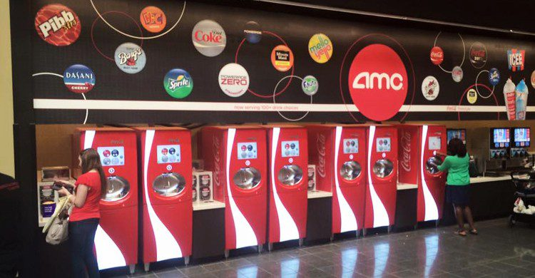 Máquinas de Coca-Cola Freestyle en Nueva York (TMBLover, Wikipedia)