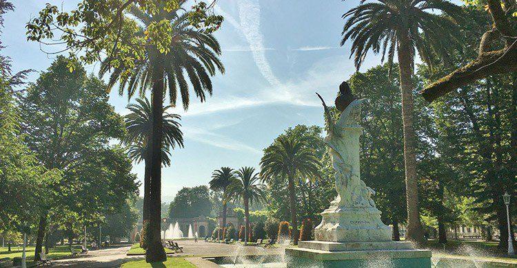 Parque de Doña Casilda (Eric Titcombe, Flickr)
