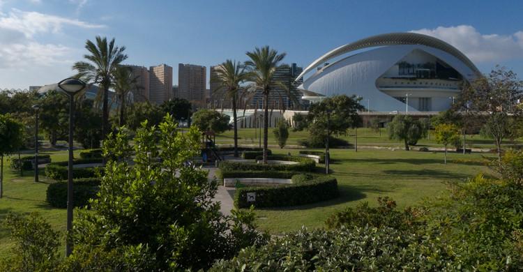 Jardín del Turia (wikimedia.org)