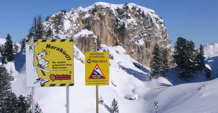 Mayrhofen Harakiri (wikimedia.org)