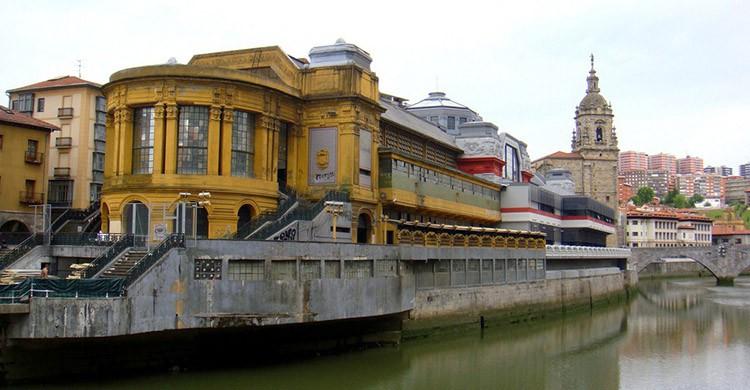 Mercado de la Ribera (Bilbao Kultur Lab, Flickr)