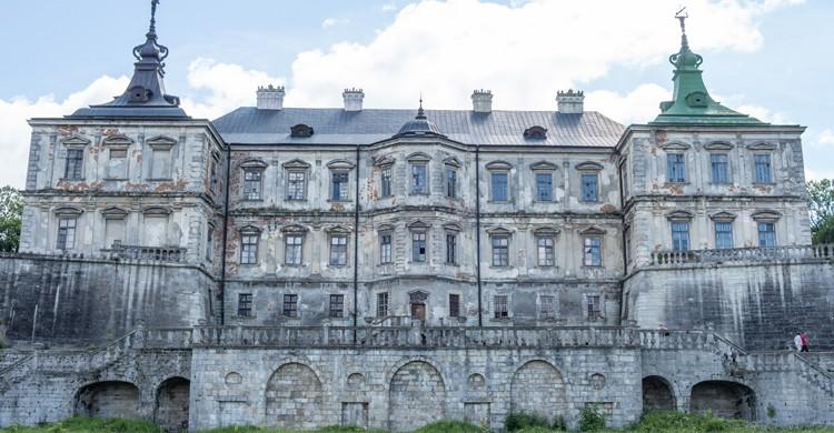 Castillo de Pidhirsti, en Ucrania (wikimedia.org)