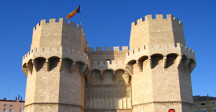 Torres de Serrans (wikimedia.org)
