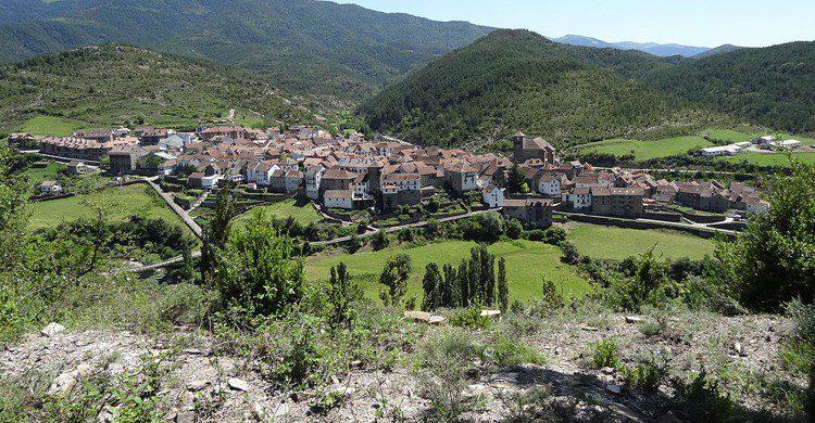 Ansó (wikimedia.org)