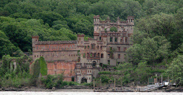Castillo de Bannerman, en Nueva York. Luke Gordon (Flickr)