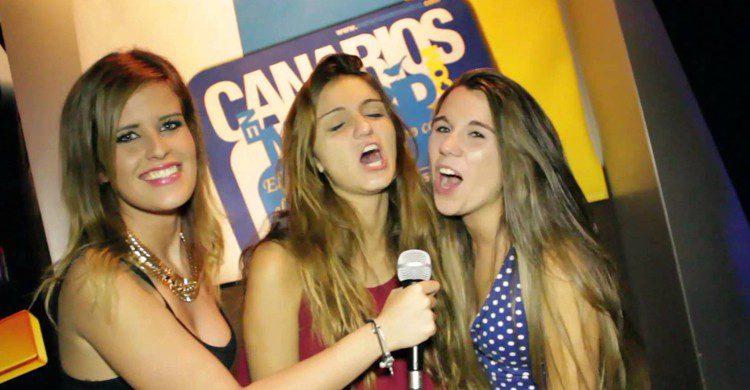 El fiestón canario se celebra los jueves en la sala Marco Aldany (YouTube)