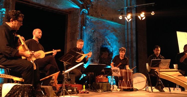El ciclo de conciertos de la Fundación Bancaja concluirá en junio de 2017 (Fundación Bancaja)