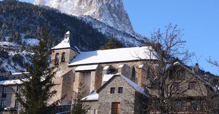 Sallent de Gállego (wikimedia.org)