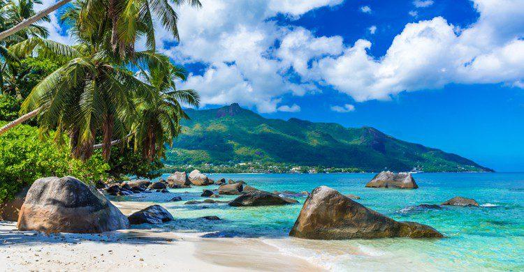 Mahe, en las Seychelles (iStock)