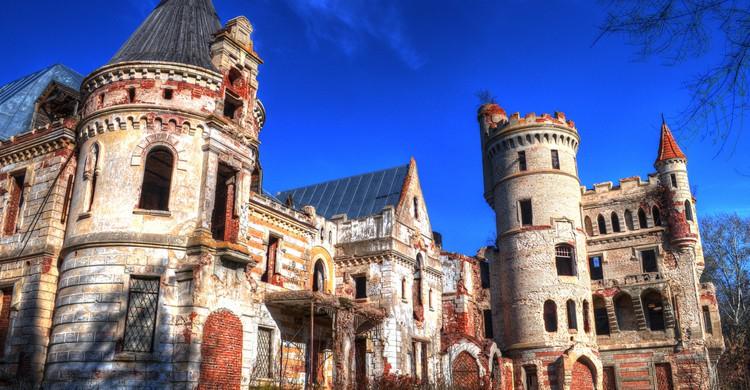 Castillo de Muromtsevo. Oleg Korshakov (Flickr)