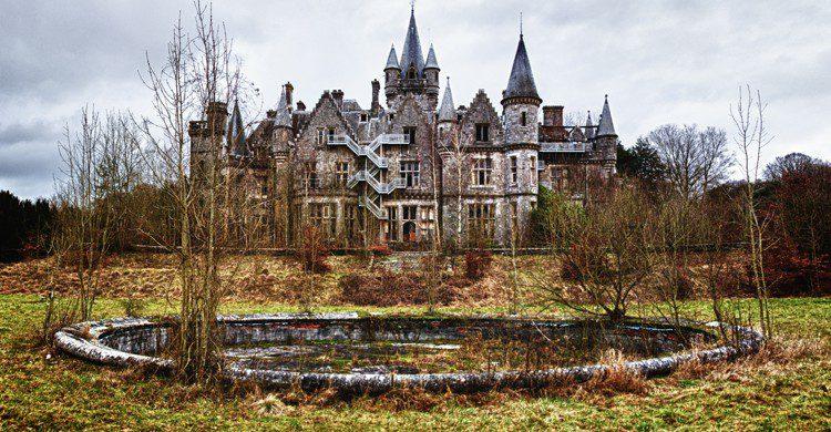 Château de Noisy, en Celles (wikimedia.org)