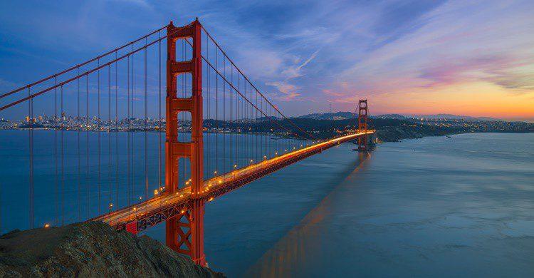 Golden Gate. MariuszBlach (iStock)