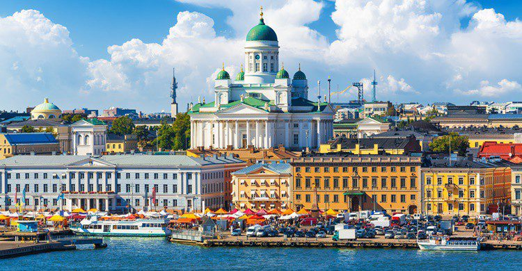 Helsinki. Scanrail (iStock)