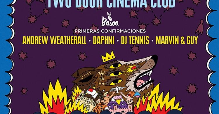 Detalle del cartel (Bilbao BBK Live, Facebook)