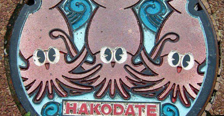 Alcantarilla Hakodate (Mr. Wabu, Foter)