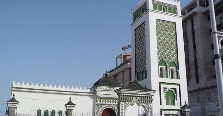Mezquita Muley El Mehdi, en Ceuta (wikimedia.org)