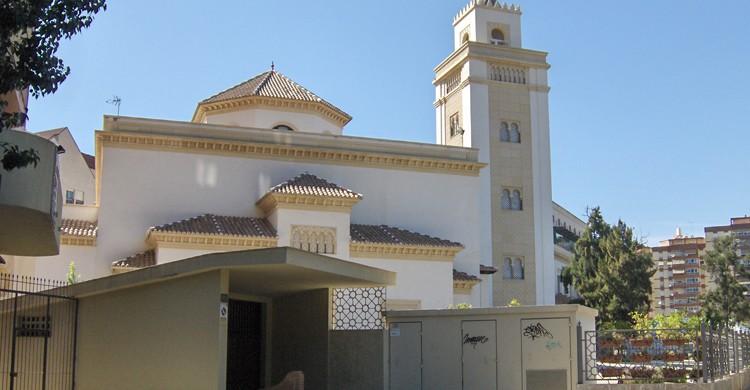 Mezquita de Al-Andalus, en Málaga (wikimedia.org)