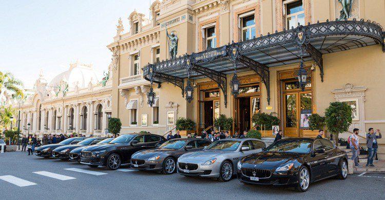 Entrada (Casino de Monte-Carlo, Facebook)