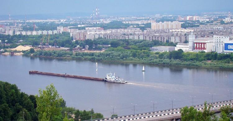 Nizhny Novgorod (wikimedia.org)