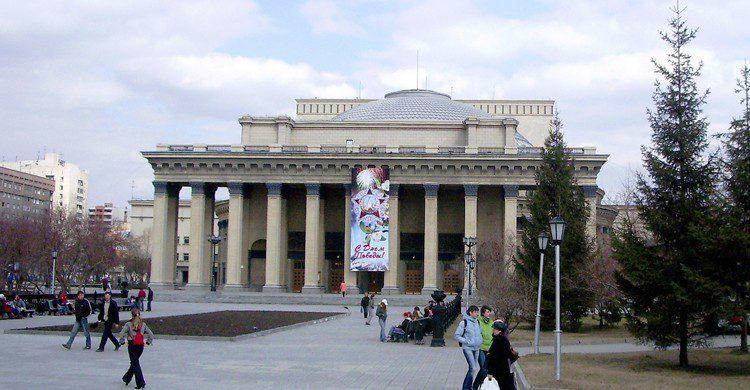 Novosibirsk (wikimedia.org)