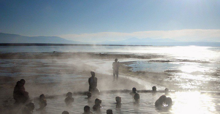 aguas termales de Polques (flickriver.com/photos/cesarangel/4071601888/)