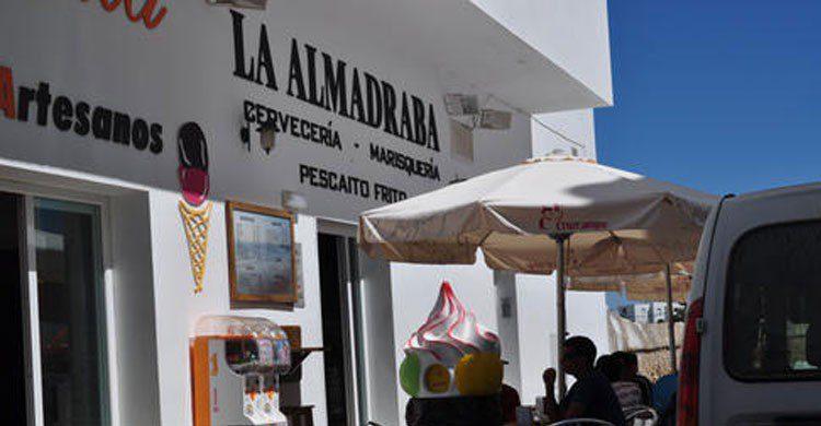 Cervecería Almadraba en Badajoz (Fuente: turismoespaña.es)