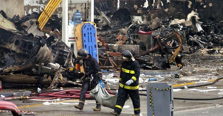 Brasil es el tercer país con más accidentes aéreos desde 1945 (Gtresonline)