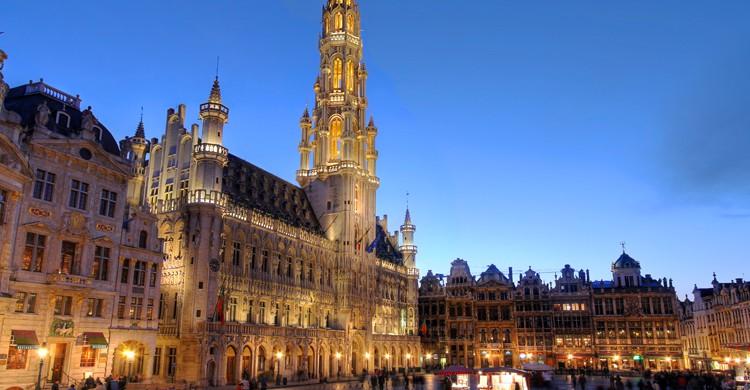 Bruselas (iStock)