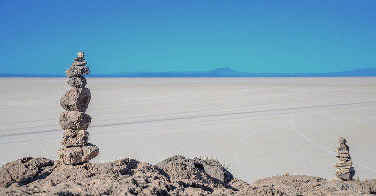desierto de sal en Uyuni (Pixabay)