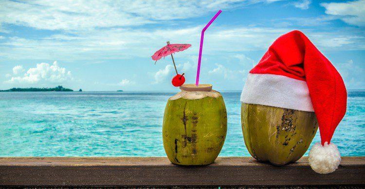 Hay países donde la Navidad se celebra con altas temperaturas (iStock)