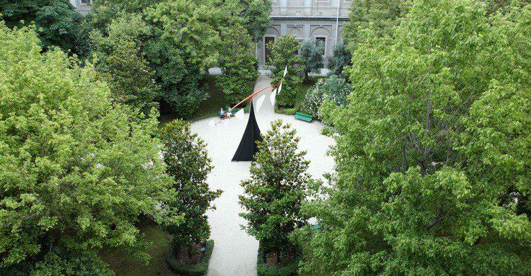 Jardines Reina Sofía (museoreinasofia.es)
